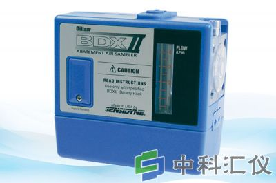 美国SENSIDYNE Gilian BDX II个体采样泵