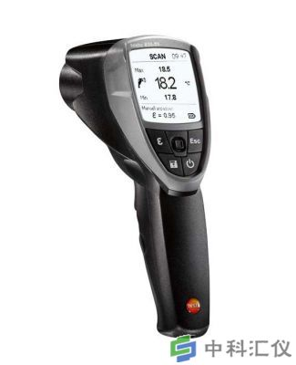 德国TESTO 835-T2 红外测温仪