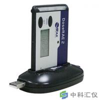 美国华瑞DoseRAE 2 电子直读式x、γ个人剂量报警仪【PRM-1200】