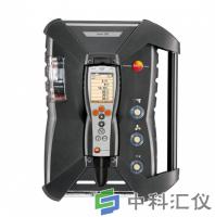 testo350烟气分析仪抽力测量全解