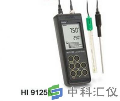 意大利HANNA  HI9125便携式防水型pH/ORP/℃测定仪