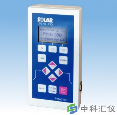美国SOLARLIGHT PMA2100型多功能紫外线照度计