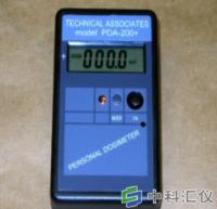 美国TA PDA-200数字式报警剂量计