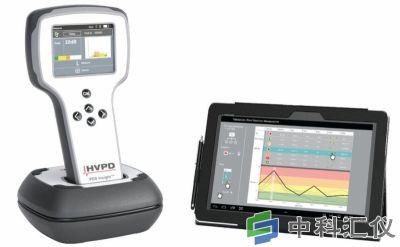 英国HVPD PDS Insight™手持式在线局部放电测试仪