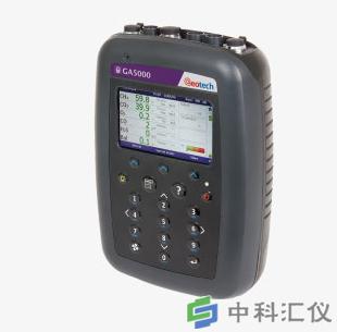 英国Geotech EA 5K(GA5000)便携式沼气分析仪