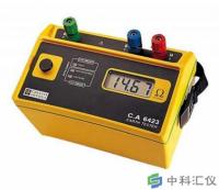 法国CA CA6423三极法接地电阻测试仪