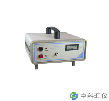 美国Quantek Model 906在线二氧化碳分析检测仪