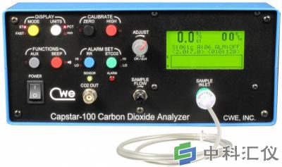 美国CWE Inc. Capstar-100 CO2分析仪