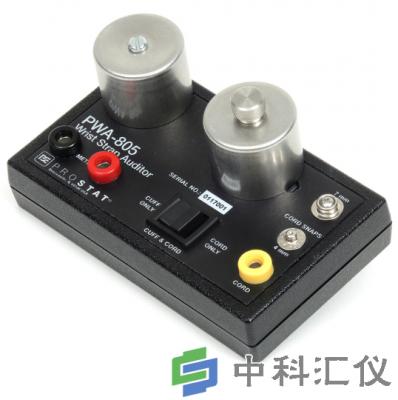 美国Prostat PWA-805防静电腕带/袖口测试仪