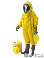 美国诺斯North Rinba 180GV-氟化橡胶气密型防化服