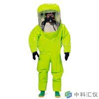 美国Dupont杜邦™Tychem® TK555T A级气体致密型全封闭化学防护服