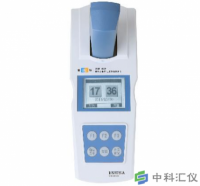 DGB-403F型便携式余氯二氧化氯测定仪