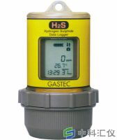 日本GASTEC GHS-8AT扩散式硫化氢检测仪