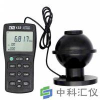 台湾泰仕 TES-133光通量计