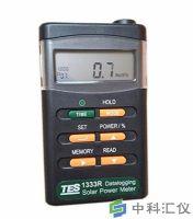 台湾泰仕 TES-1333R太阳能功率表