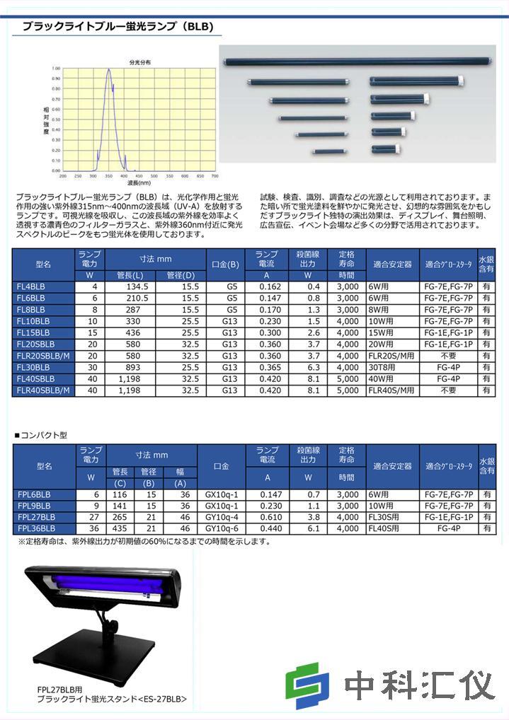 日本USHIO牛尾 紫外荧光灯-4.jpg